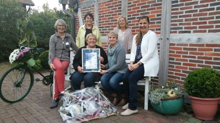 Heiler Unternehmerfrauen im Handwerk Ammerland Verabschiedung